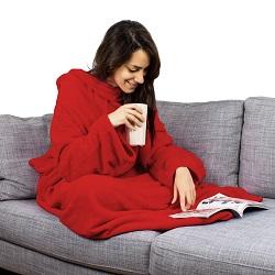 Snuggy – tæppet med ærmer