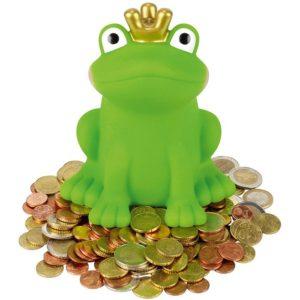 frøkonge ide til pengegave