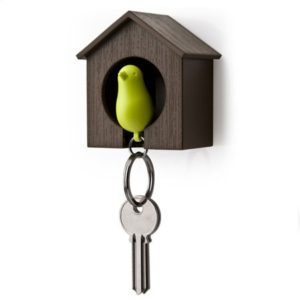 Fugle nøgleholder