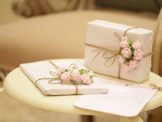 romantisk gave