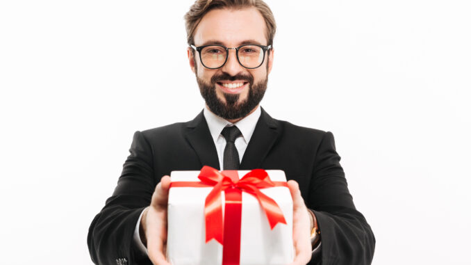 den helt rette gave!
