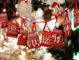 fræk julekalender til kæresten