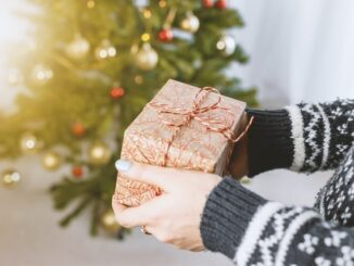 firmaets julegaver
