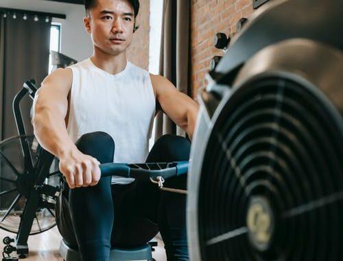 Romaskinen er den perfekte træningsmaskine at have i hjemmet