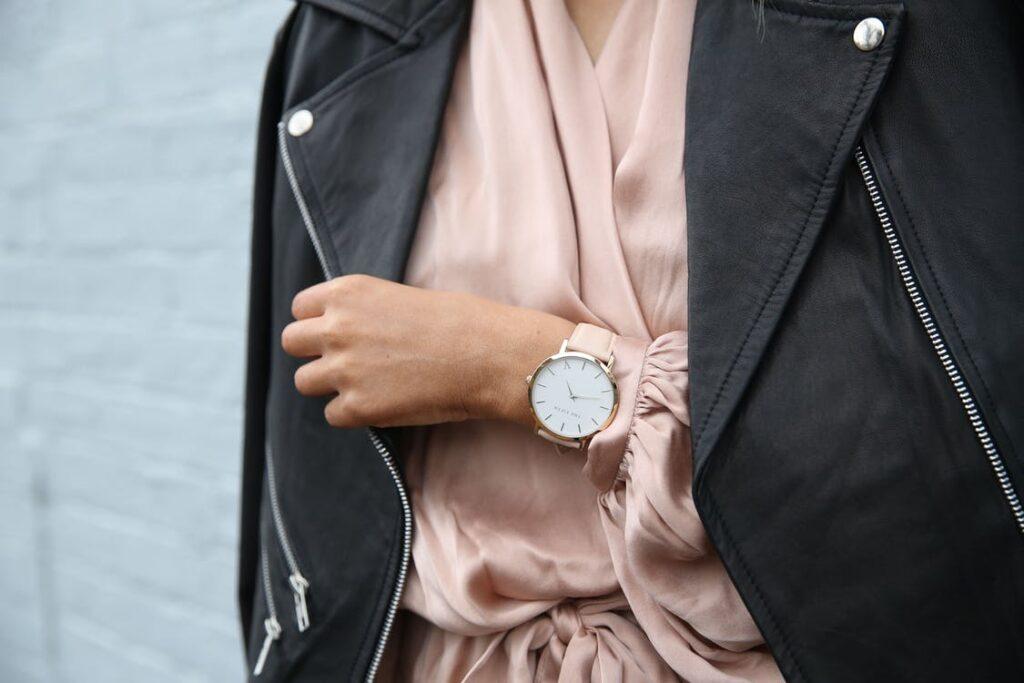 Armbåndsur til kvinde